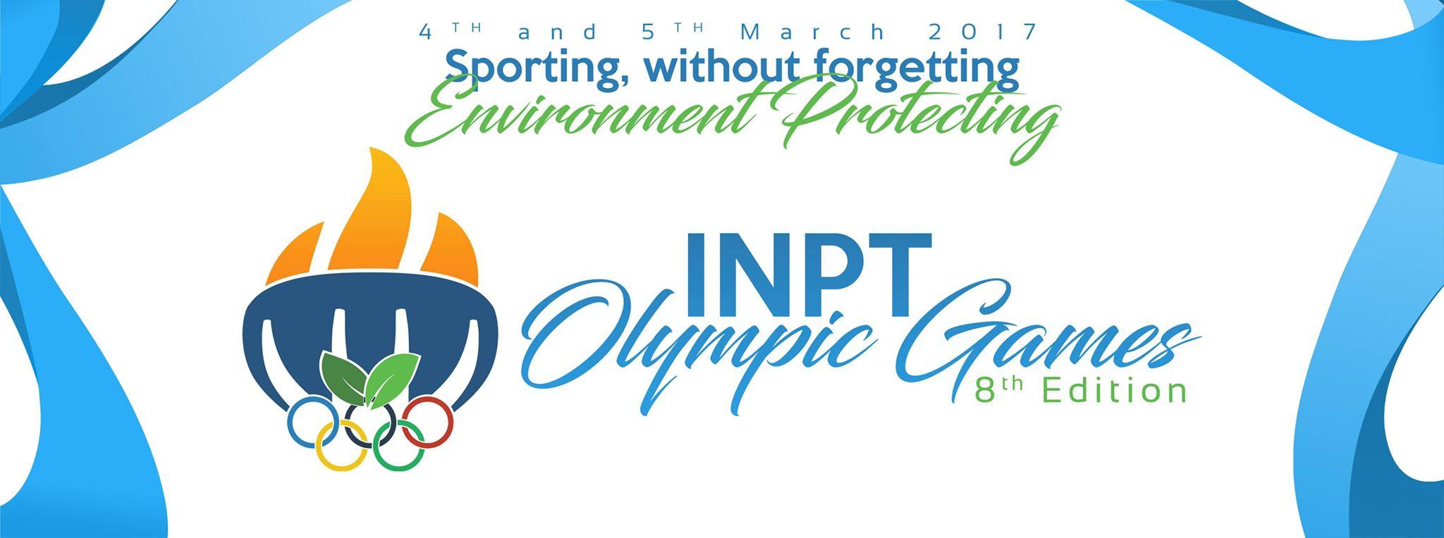 8ème édition des olympiades de l'INPT
