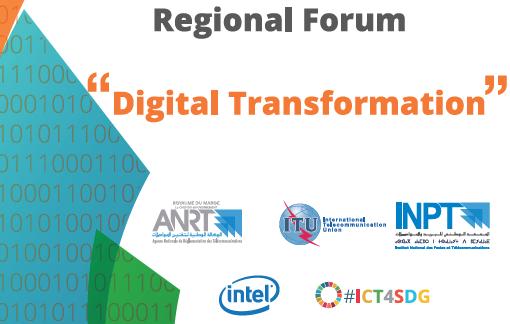 Forum Régional: Transformation digitale
