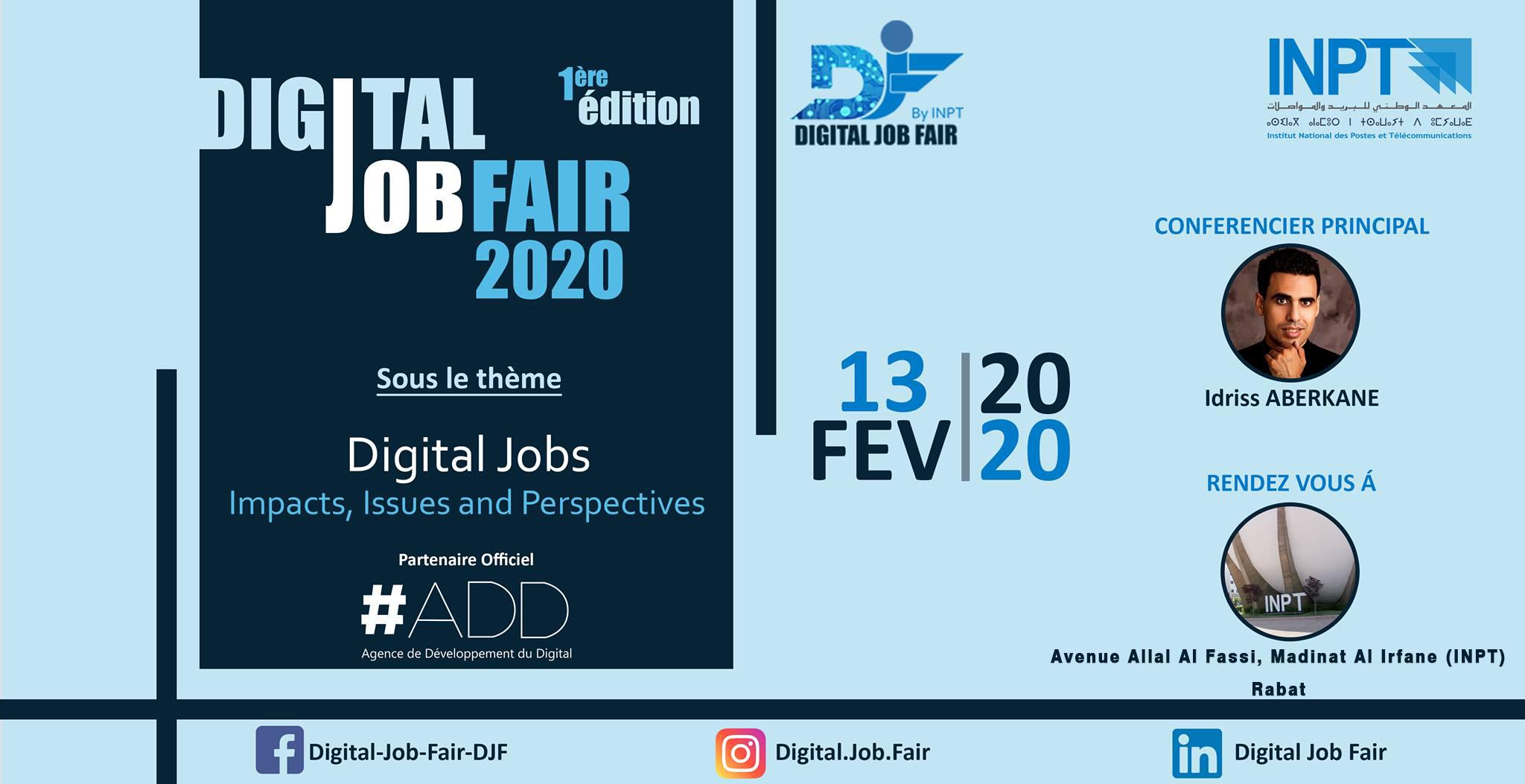 Digital Jobs Fair (DJF)